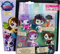 LITTLEST PETSHOP PET PAIRS AND FASHIONS