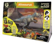 JURASSIC ACTION - ALLOSAURUS