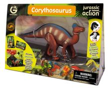 JURASSIC ACTION - CORYTHOSAURUS