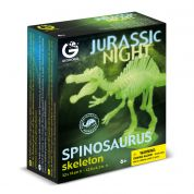 JURASSIC NIGHT - SPINOSAURUS SKELETON