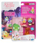 ANGRY BIRDS STELLA TELEPODS MULTIPACK