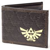 ΠΟΡΤΟΦΟΛΙ ZELDA EMBOSSED BIFOLD WITH GOLD FOIL LOGO