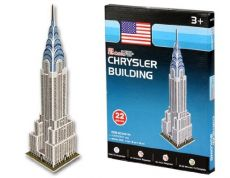 CUBICFUN 3D ���� CHRYSLER BUILDING