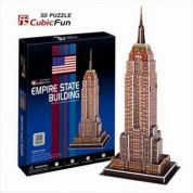 CUBICFUN 3D ���� EMPIRE STATE BUILDING