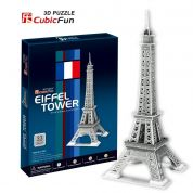 CUBICFUN 3D ���� EIFFEL TOWER