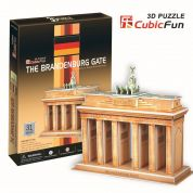 CUBICFUN 3D ���� THE BRANDENBURG GATE GERMANY