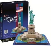 CUBICFUN 3D ���� STATUE OF LIBERTY USA