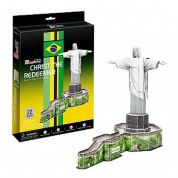 CUBICFUN 3D ���� CHRIST THE REDEEMER BRASIL