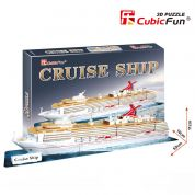 CUBICFUN 3D ���� CRUISE SHIP