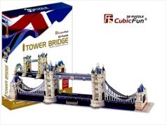 CUBICFUN 3D ���� TOWER BRIDGE