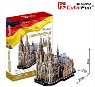 CUBICFUN 3D ���� COLOGNE CATHEDRAL
