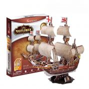 CUBICFUN 3D ���� MAYFLOWER SCHOONER