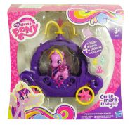 MY LITTLE PONY CUTIE MARK CARRIAGE