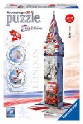 RAVENSBURGER 3D ���� 216 ���. BIG BEN - FLAG ������