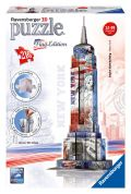 RAVENSBURGER 3D ���� 216 ���. EMPIRE STATE BUILDING - FLAG ������