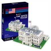 CUBICFUN 3D ���� THE WHITE HOUSE