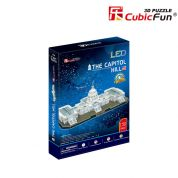 CUBICFUN 3D ���� THE CAPITOL HILL - LED