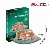 CUBICFUN 3D ���� THE COLOSSEUM - LED