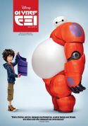 DVD BIG HERO SIX