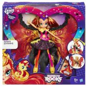 MY LITTLE PONY EQUESTRIA GIRLS SUNSET SHIMMER FEATURE DRESS