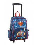 SUPERMAN READY FOR ACTION TROLLEY ΣΑΚΙΔΙΟ