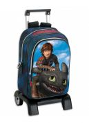 MONTICHELVO ΤΣΑΝΤΑ TROLLEY HOW TO TRAIN YOUR DRAGON