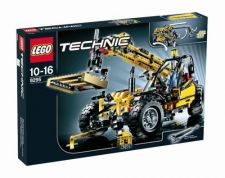 LEGO TECHNIC TELESCOPIC HANDLER
