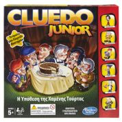 ����������� �������� CLUEDO JUNIOR