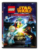 DVD LEGO STAR WARS THE NEW YODA CHRONICLES VOL1