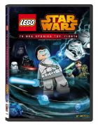 DVD LEGO STAR WARS THE NEW YODA CHRONICLES VOL2