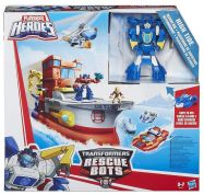TRANSFORMERS RESCUE BOTS HIGH TIDE