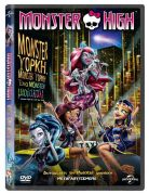 ΠΑΙΔΙΚΟ DVD MONSTER HIGH BOO YORK BOO YORK