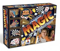 ΜΑΓΙΚΑ ΚΟΛΠΑ AMAZING MAGIC 100 TRICKS ME DVD