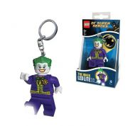 LEGO ΜΠΡΕΛΟΚ-ΦΑΚΟΣ SUPER HERO JOKER KEY LIGHT