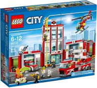 LEGO CITY FIRE FIRE STATION