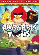 ΠΑΙΔΙΚΟ DVD ANGRY BIRDS SEASON 2 Vol.1