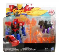 TRANSFORMERS RID MINICON BATTLE PACKS - 2 ΣΧΕΔΙΑ