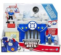 PLAYSKOOL HEROES TRANSFORMERS RESCUE BOTS RESCUE ADVENTURE - 2 ΣΧΕΔΙΑ