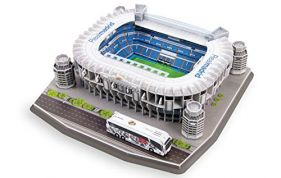 NANOSTAD 3D ΠΑΖΛ REAL MADRID