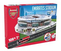 NANOSTAD 3D ΠΑΖΛ ARSENAL EMIRATES