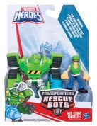 TRANSFORMERS RESCUE BOTS MINICON FIGURES