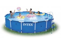 INTEX ΠΙΣΙΝΑ METAL FRAME POOL SET 549X122 cm