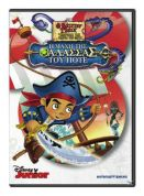 DVD JAKE &THE NEVERLAND PIRATES: THE GREAT NEVER SEA CONQUEST