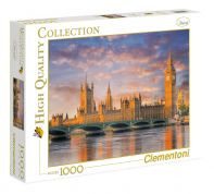 CLEMENTONI ΠΑΖΛ 1000 LONDON: HOUSES OF PARLIAMENT