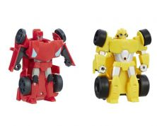 TRANSFORMERS RESCUE BOTS RESCUE RACERS - 2 ΣΧΕΔΙΑ