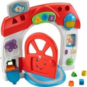 FISHER PRICE ΕΚΠΑΙΔΕΥΤΙΚΟ ΣΠΙΤΙ SMART STAGES