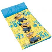 SLEEPING BAG MINIONS 140Χ60 εκ.