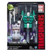TRANSFORMERS GENERATIONS LEADER TITANS RETURNS