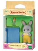 THE SYLVANIAN FAMILIES-ΜΩΡΟ ΛΑΓΟΥΔΑΚΙ ΓΚΡΙ ΣΕ ΚΟΥΝΙΑ