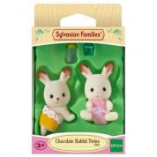 THE SYLVANIAN FAMILIES-ΛΑΓΟΥΔΑΚΙΑ ΔΙΔΥΜΑΚΙΑ